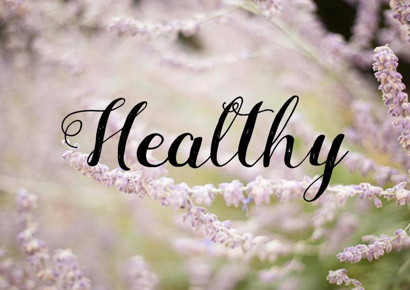 healthy 5