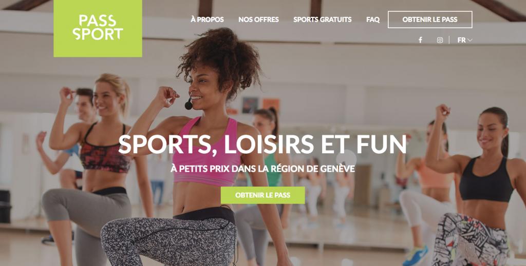 02_Home Page Desktop - Pass Sport